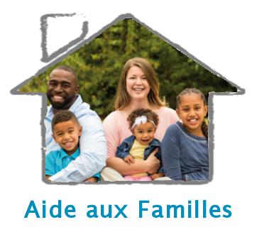 Aide sociale et médico-sociale auprès des familles