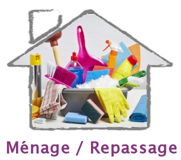 Ménage / Repassage